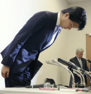 宮崎議員謝罪無題